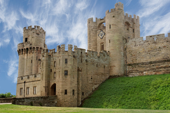 Medieval stronghold